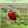 Premier Colloque International sur la Lutte Biologique et Intégrée en Algérie